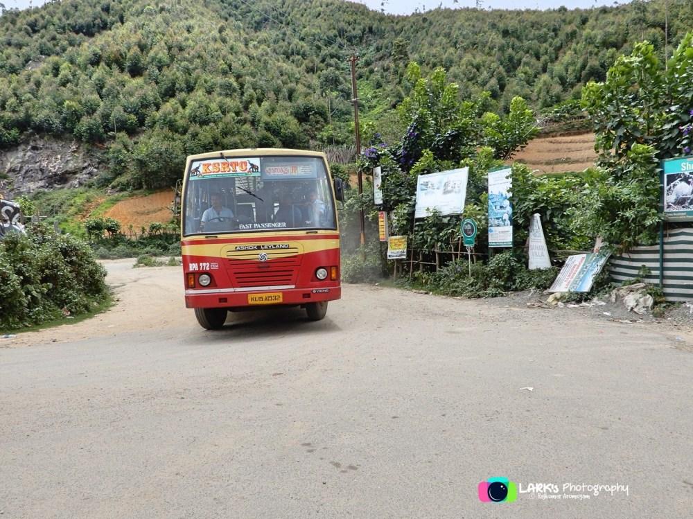 KSRTC RPA 772 Ernakulam - Koviloor