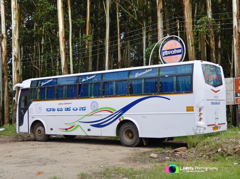 KaSRTC KA-07-F-1706 Bangalore - Munnar