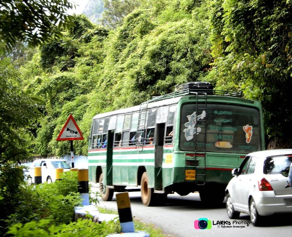TNSTC TN 33 N 2394 Coimbatore - Kattery Village