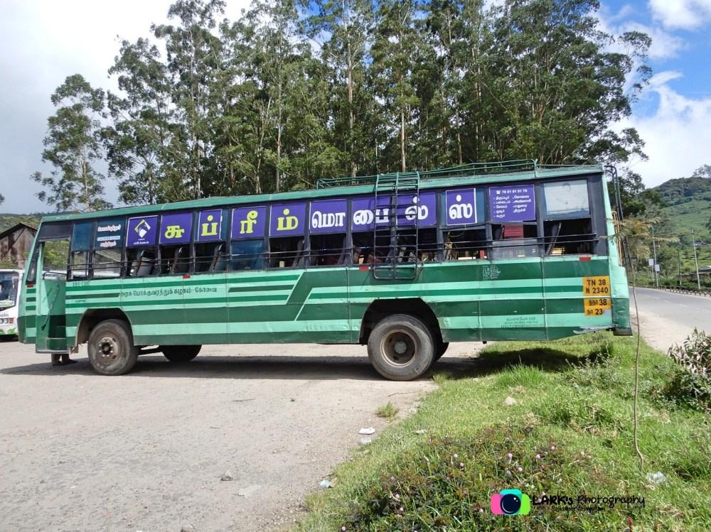 TNSTC TN 38 N 2340 Coimbatore - Munnar
