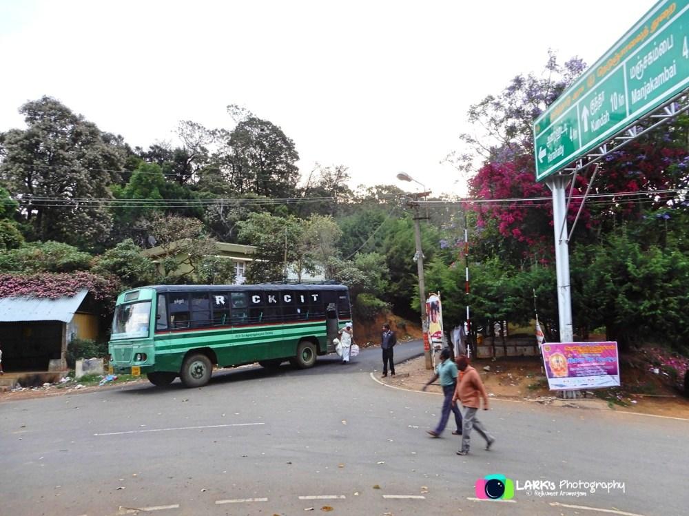 TNSTC TN 43 N 0515 Coonoor - Araihatty