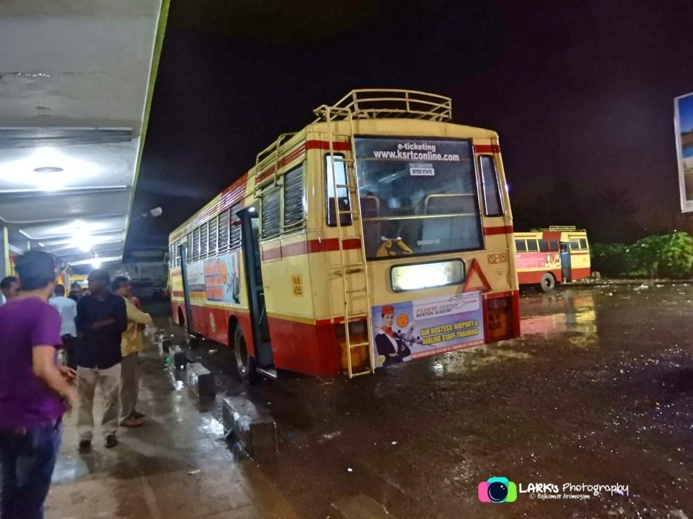 KeSRTC RSE 951 Coimbatore - Thiruvananthapuram
