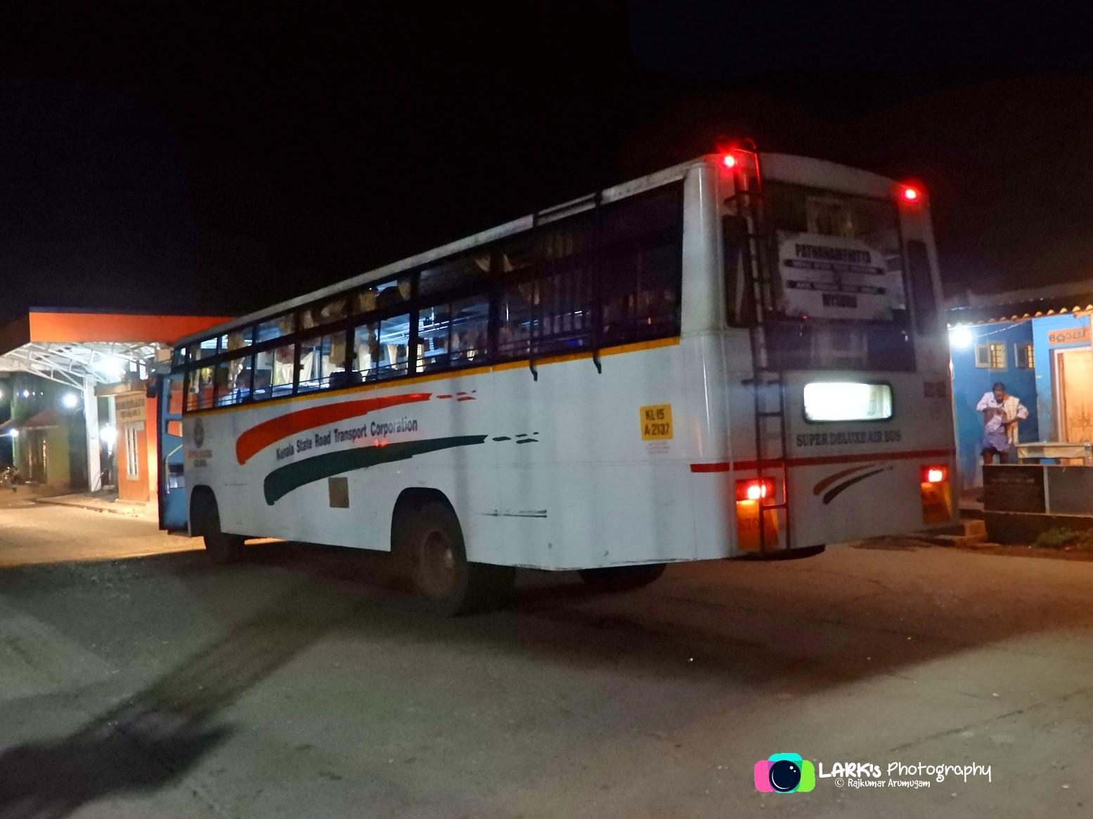 Pathanamthitta – Mysore – [ATC192]