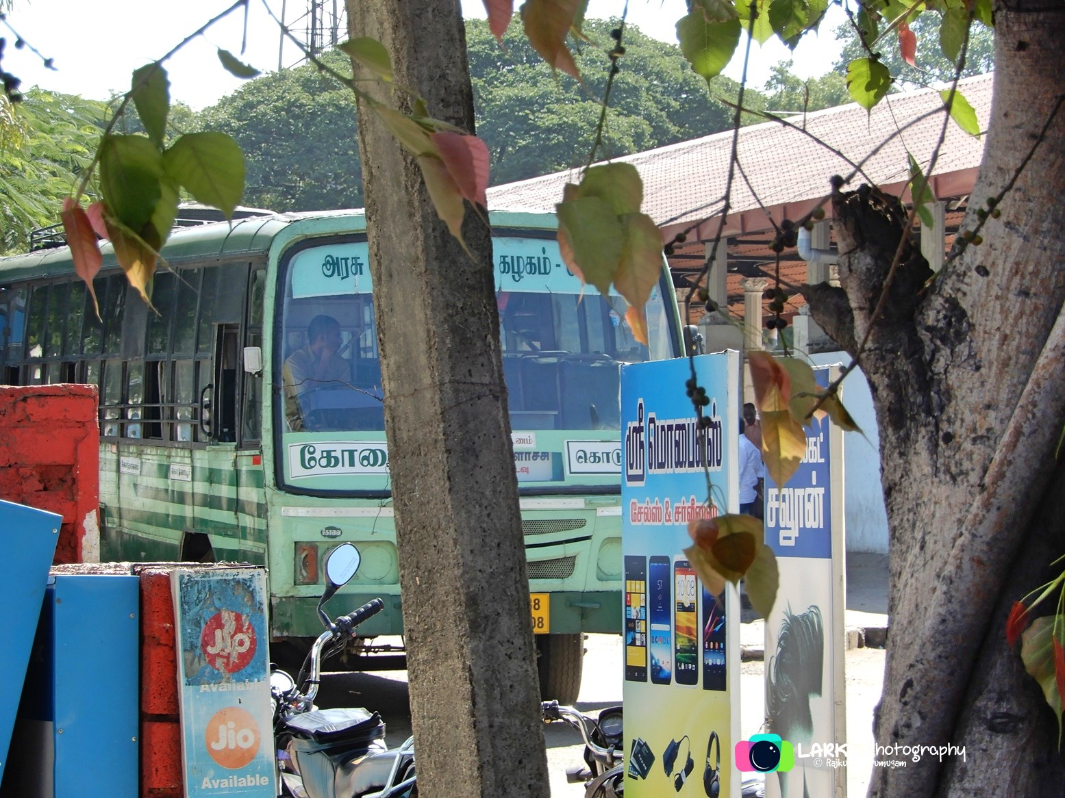 ... TNSTC TN 38 N 2598 Coimbatore - Koduvayur