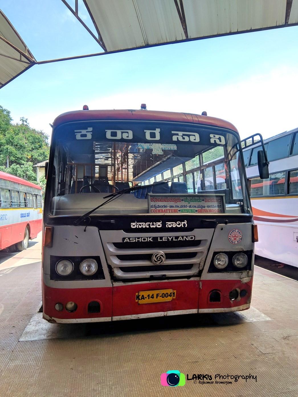 NWKRTC | Vaayavya Karnataka Sarige 'Express' bus KA-29-F-122… | Flickr