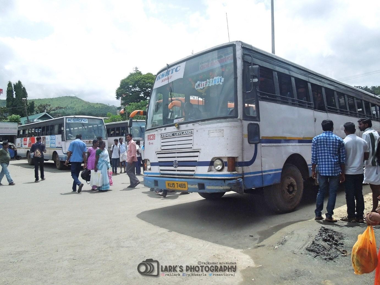 KSRTC – Kumily – Chakkuppallam – Anakkara – [RAC318]